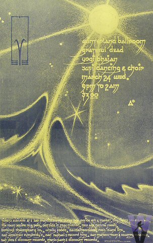Grateful Dead - Live (1971) 19710310