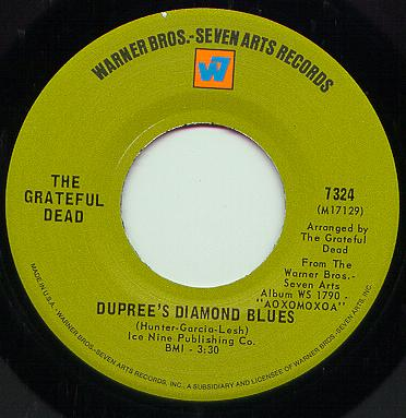 Grateful Dead - AoxomoxoA (1969) 45ddns10