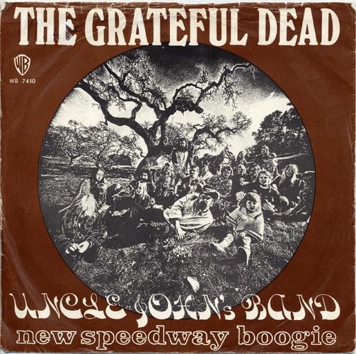 Grateful Dead - Workingman's Dead (1970) 45uncl11