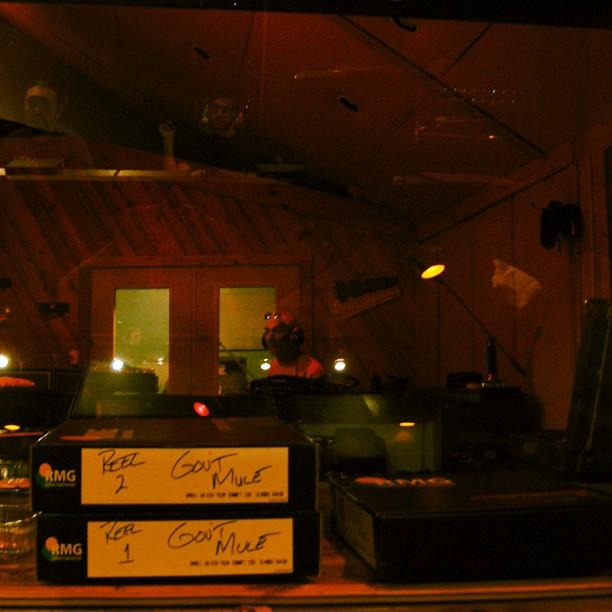2012 - La Mule en Studio 54407110
