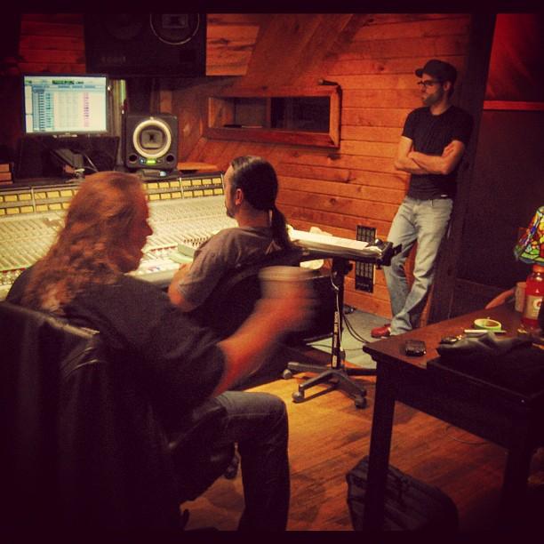 2012 - La Mule en Studio 58229510