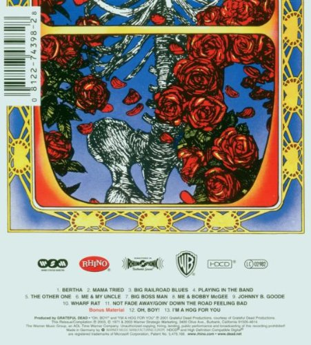 Grateful Dead - Live (1971) 61ocmf10
