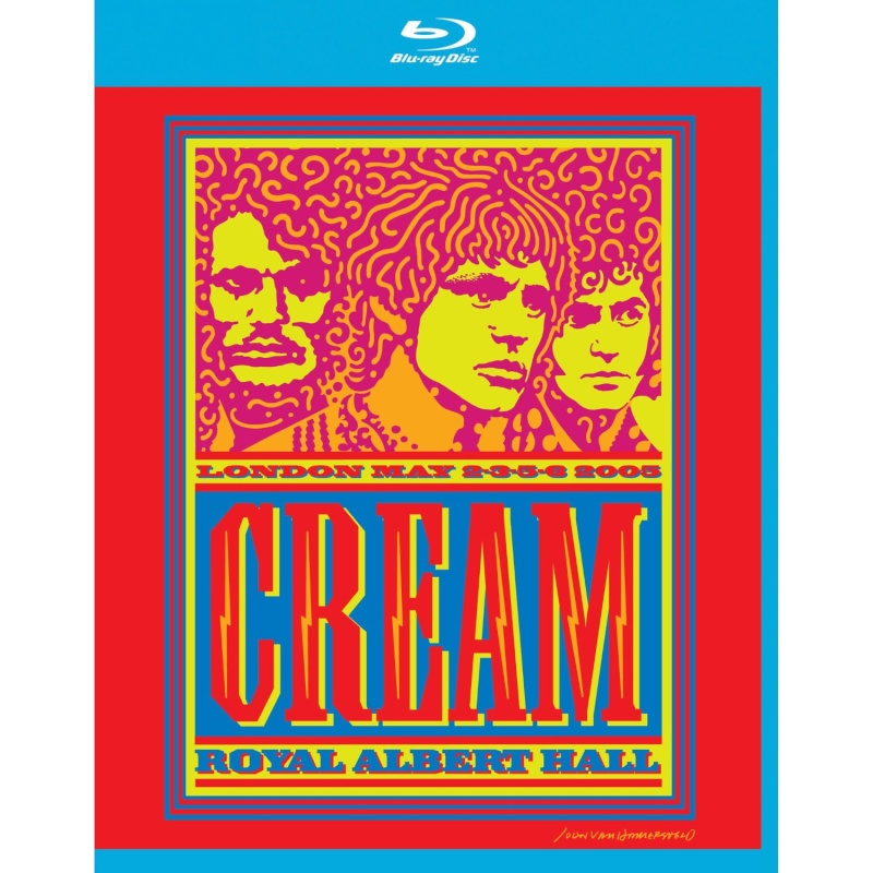 Cream 2005 en Blu Ray 81j41h10