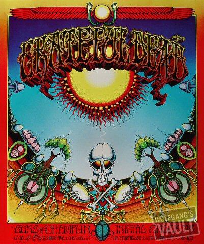 Grateful Dead - AoxomoxoA (1969) Abr69010
