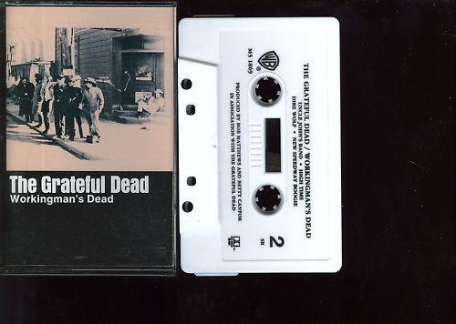 Grateful Dead - Workingman's Dead (1970) Cd4sww10