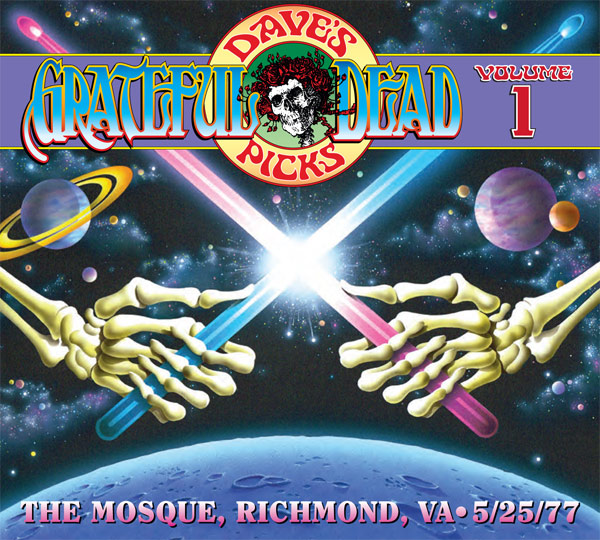 Grateful Dead - Dave's Picks Vol. 1 (2012) Daves-11