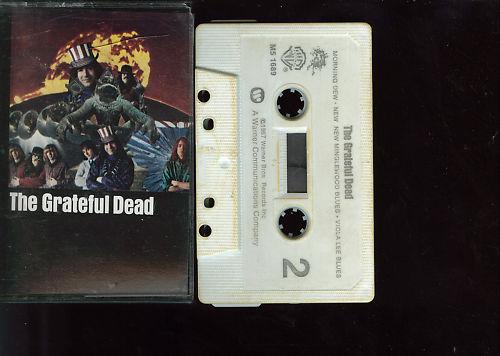 Grateful Dead - The Grateful Dead (1967) Kgrhqz10