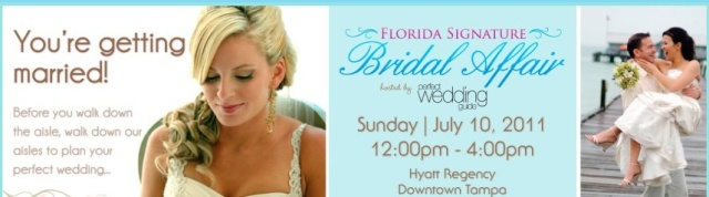 Before you walk down the aisles, walk down our aisles to plan your perfect wedding.. - http://www.tampabride.com/ Yehb10