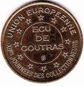 Coutras (33230)  [Edv] Ecu_de10