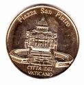 Vatican et médailles papales Token_13