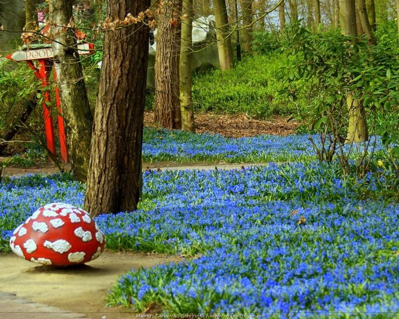 Quel parc en Europe aussi féérique que Disney? Efteli15