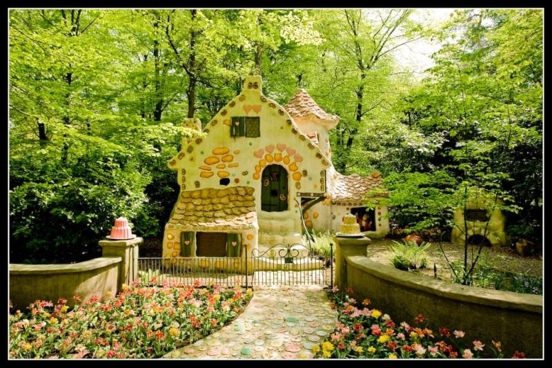 Quel parc en Europe aussi féérique que Disney? Efteli19
