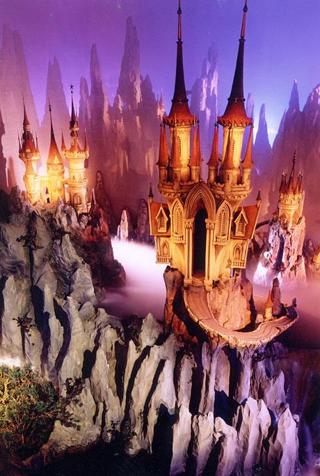 Quel parc en Europe aussi féérique que Disney? Efteli23