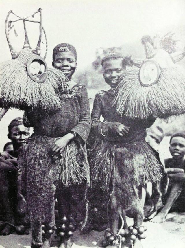 Yaka people, Kholuka mask, Democratic Republic of Congo 52333110