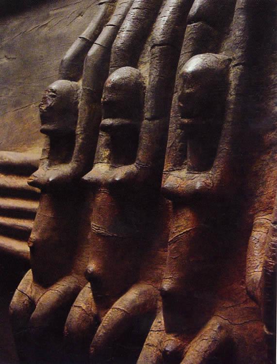 Dogon people, Ritual Panel, Tintam sub-style, Mali Dogon_11