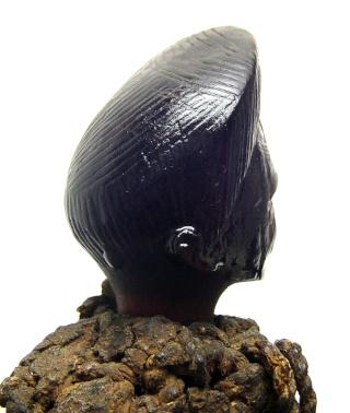 Makonde people, Diviner's Horn (Féticheur), Mtete,  Mueda plateau, southeast Tanzania and northern Mozambique Dsc00712