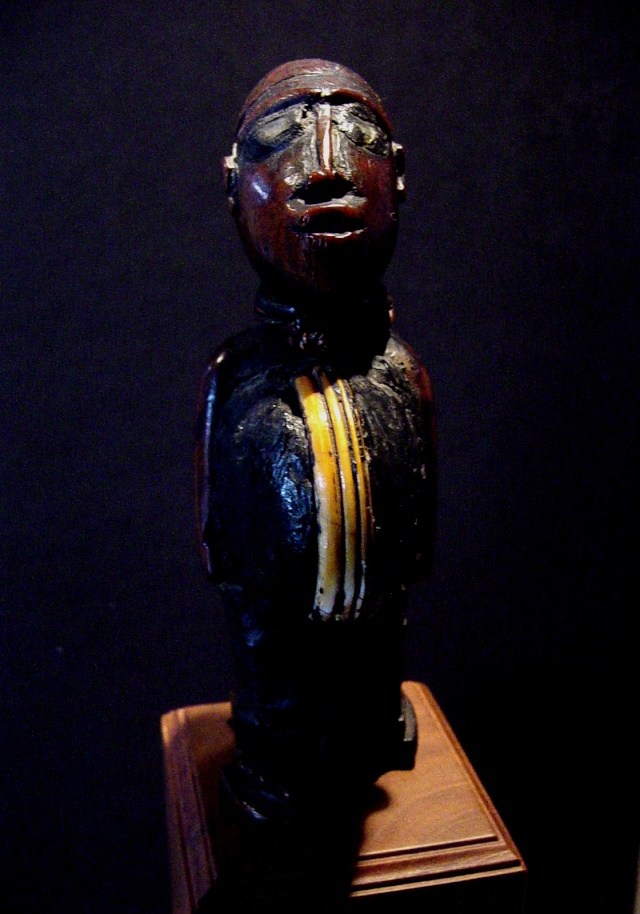 Vili people, Nkisi Figure, Lower Congo Region Dsc00915