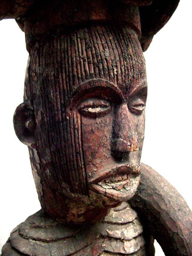 Igbo people,  Ikenga, Aguleri-Umuleri Area (Igboland North-West), Nigeria Ikenga15