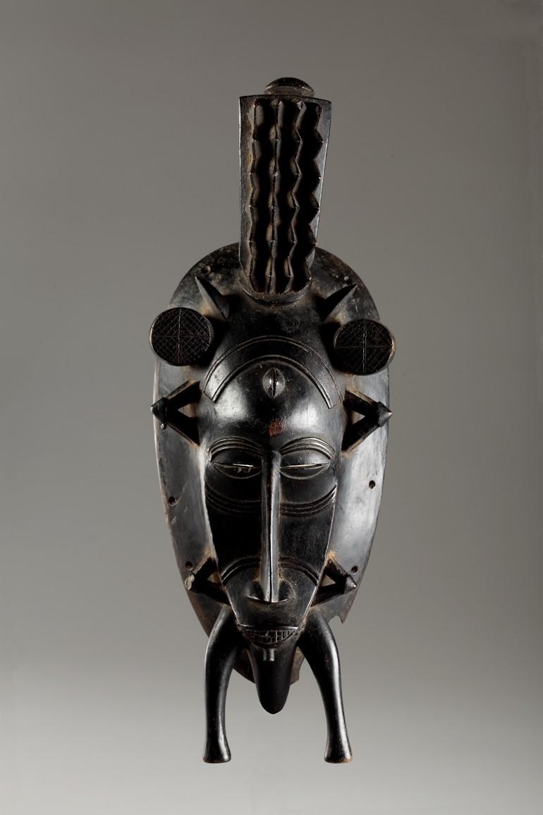 Senufo people, Kpeli-Yehe mask, Ivory Coast Img_0010
