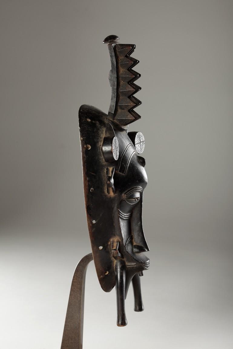 Senufo people, Kpeli-Yehe mask, Ivory Coast Img_0011