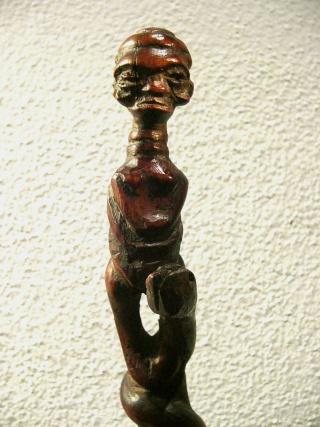 Kuba/N'dengese people, Diviner's Scepter (Féticheur), West Kasai, Congo Kuba_n10