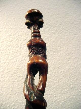 Kuba/N'dengese people, Diviner's Scepter (Féticheur), West Kasai, Congo Kuba_n11