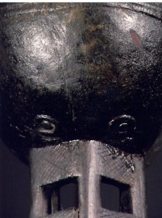 Landuman people, Thönköngba or Numbe mask, Guinea Landum14