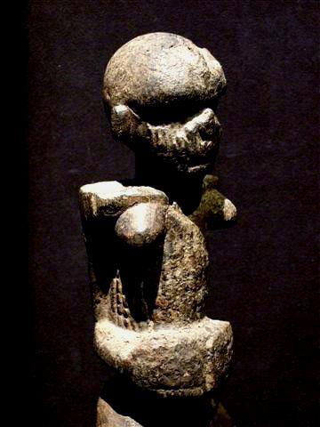 Kabyé people, Difale area, Arcaic Female Figure, North Togo Nigeri10
