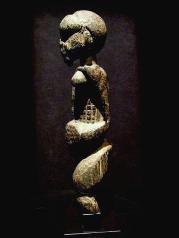 Kabyé people, Difale area, Arcaic Female Figure, North Togo Nigeri11