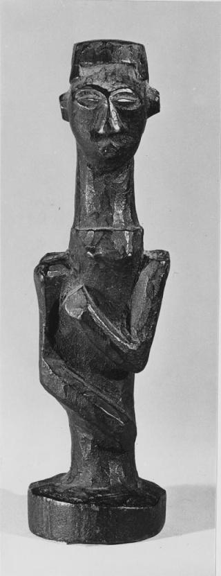 Kuba/N'dengese people, Diviner's Scepter (Féticheur), West Kasai, Congo Statue11