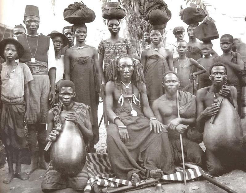 Teke people, Consecrated Magical Figure, Republic of the Congo Teke0511