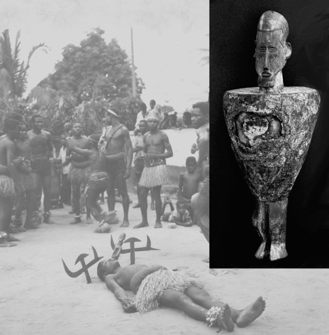 Teke people, Consecrated Magical Figure, Republic of the Congo Teke_d10