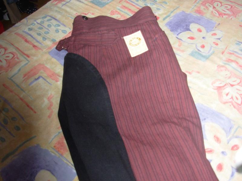 Pantalon Old West Photo10