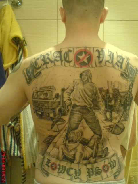 More Ultras Tatoo Mania - Page 2 Cracov10