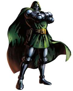 Super Heroes and Villains Doom10