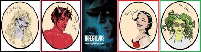 IRREGULARS - Chat soon! Irreg10