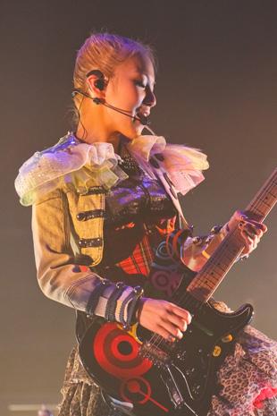 SCANDAL JAPAN TITLE MATCH LIVE 2012 「SCANDAL vs BUDOKAN」 Scanda13