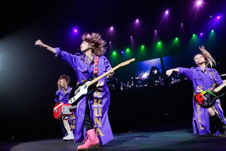 SCANDAL JAPAN TITLE MATCH LIVE 2012 「SCANDAL vs BUDOKAN」 Scanda15