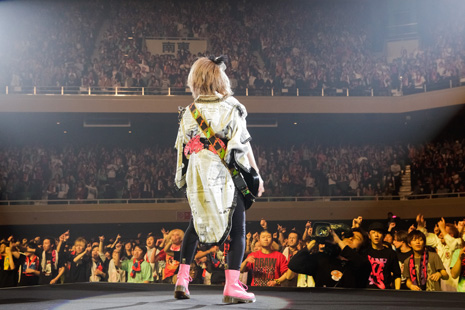 SCANDAL JAPAN TITLE MATCH LIVE 2012 「SCANDAL vs BUDOKAN」 Scanda17