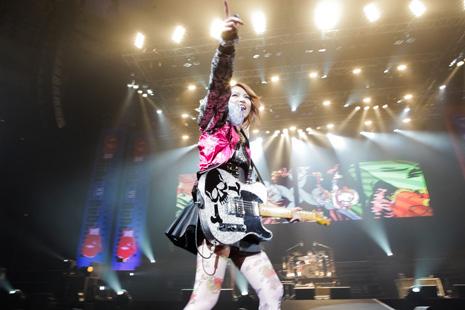 SCANDAL JAPAN TITLE MATCH LIVE 2012 「SCANDAL vs BUDOKAN」 Scanda19