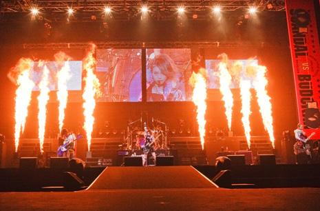 SCANDAL JAPAN TITLE MATCH LIVE 2012 「SCANDAL vs BUDOKAN」 Scanda20