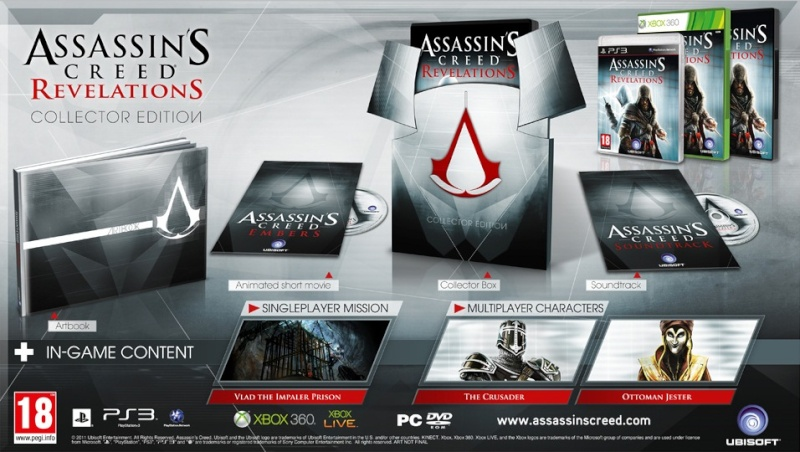 [PS3] Liste Des Jeux Collector Acr_mo12