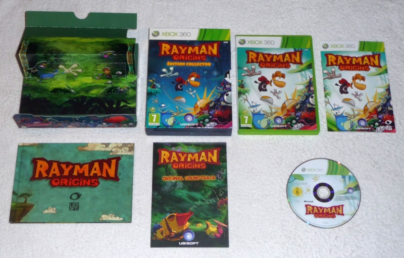 Collection de lorentzo59 Rayman10