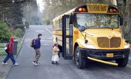 Mom Charged With Boarding School Bus to Help Child Childr10