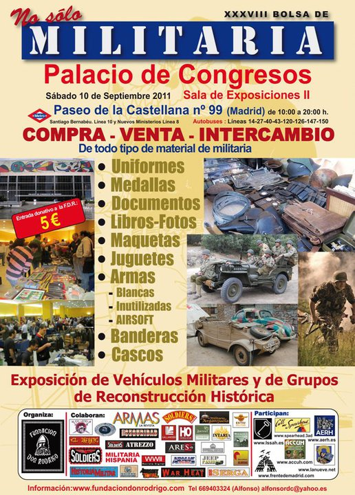 Bolsa de Militaria de Madrid Milita10