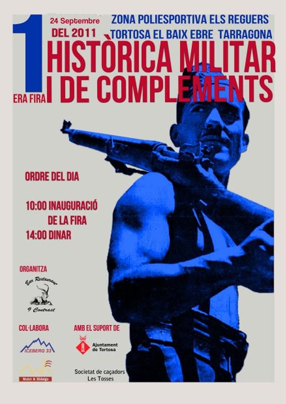 Primera Feria Histórica Militar de Tortosa Reges10