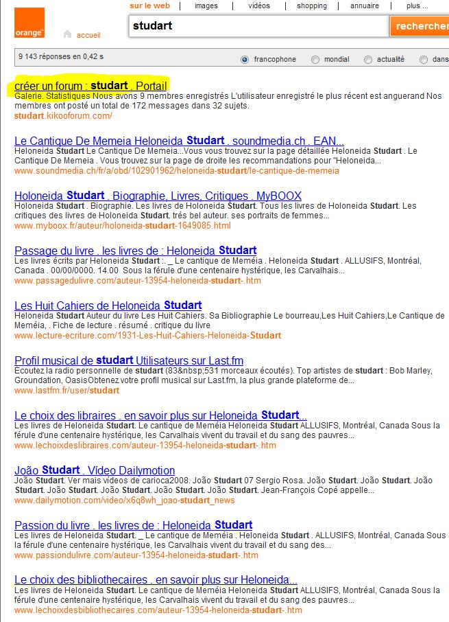 position moteurs de recherche Captur14