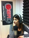 28/12/11: HappyFM (radio) A12