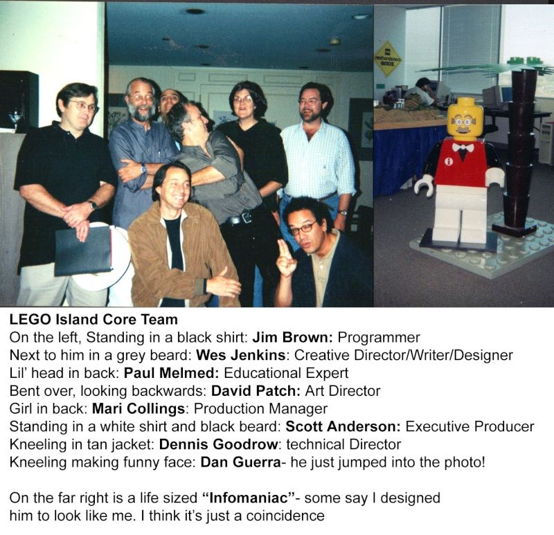 Making TIC a Better Forum... Lego210