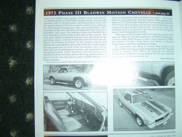 1973 Chevelle Phase 3 Baldwin Motion 1973_b23